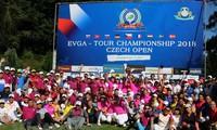 Sôi động giải Golf EVGA Tour Champs 2018 tại Cộng hòa Czech