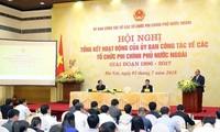 Chính phủ Việt Nam khuyến khích và tạo điều kiện thuận lợi cho hoạt động phi chính phủ nước ngoài