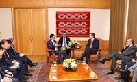 Hoạt động của Phó Thủ tướng Vương Đình Huệ tại Chile