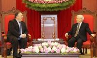 Thúc đẩy quan hệ Đối tác toàn diện Việt Nam - Hoa Kỳ phát triển hiệu quả
