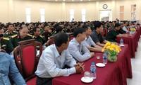 UNDP giúp đỡ Việt Nam khắc phục hậu quả bom mìn sau chiến tranh