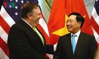 Việt Nam - Hoa Kỳ tiếp tục phát triển quan hệ Đối tác toàn diện, ổn định, sâu rộng và hiệu quả