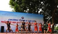 Trại hè Việt Nam 2018: Hòa mình cùng tuổi trẻ và không gian Cồng chiêng Tây Nguyên