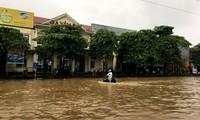 Các địa phương khắc phục lũ lụt ổn định cuộc sống cho người dân