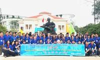 Khai mạc trại hè thanh thiếu niên kiều bào tại Thành phố Hồ Chí Minh