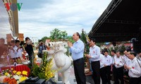 Thủ tướng dự lễ kỷ niệm ngày Thương binh liệt sĩ tại tỉnh Quảng Nam