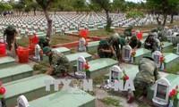 Nhiều hoạt động thiết thực kỷ niệm 71 năm Ngày Thương binh-Liệt sỹ