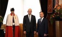 Quan hệ Việt Nam-Thụy Sĩ không ngừng tiến triển trên nhiều lĩnh vực