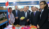 Thủ tướng Nguyễn Xuân Phúc dự Hội nghị Xúc tiến đầu tư tỉnh Tiền Giang 2018