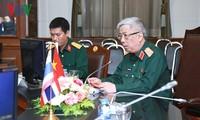 Thái Lan và Việt Nam họp Ủy ban An ninh quốc phòng lần hai