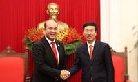 Việt Nam luôn coi trọng phát triển quan hệ với Campuchia