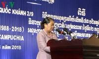Hội Khmer - Việt Nam tại Campuchia chính thức ra mắt