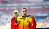 ASIAD 2018: Việt Nam nối dài bảng huy chương thành tích