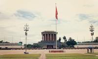 Quảng trường Ba Đình, nơi ghi dấu ấn lịch sử của dân tộc Việt Nam