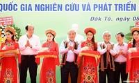 Thủ tướng Nguyễn Xuân Phúc làm việc với tỉnh Kon Tum