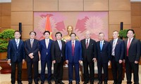 Ông Phạm Minh Chính tiếp Bộ Trưởng Phụ trách chính sách biển, Văn phòng Nội các Nhật Bản