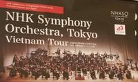 Chương trình hòa nhạc kỷ niệm 45 năm thiết lập quan hệ ngoại giao Việt Nam - Nhật Bản