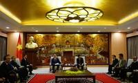 Các doanh nghiệp Hàn Quốc tăng cường đầu tư vào Hà Nội