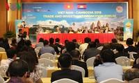 Diễn đàn Xúc tiến thương mại, đầu tư Việt Nam – Campuchia 2018
