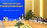 Thủ tướng Nguyễn Xuân Phúc: Sự hài lòng của tổ chức, cá nhân là thước đo của việc phát triển Chính phủ điện tử