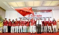 Đoàn thể thao người khuyết tật Việt Nam xuất quân tham dự Para Games 3 Indonesia 2018