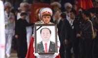 Các nước, các tổ chức quốc tế tiếp tục gửi Thư, Điện chia buồn