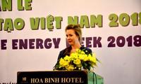 Phó Đại sứ Đan Mạch Louise Holmsgaard: Tôi tin tưởng vào một tương lai Xanh ở Việt Nam