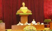 Hội nghị Trung ương 8 (khóa XII) thảo luận về tình hình kinh tế - xã hội