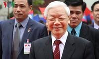 Trung ương giới thiệu Tổng Bí thư Nguyễn Phú Trọng làm Chủ tịch nước