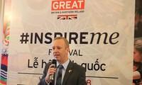 Lễ hội Anh Quốc và phong phú chuỗi sự kiện Inspire me