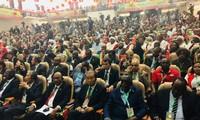 Việt Nam dự Đại hội 11 Liên minh cầm quyền EPRDF Ethiopia
