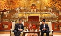 Hà Nội tăng cường hợp tác với Vương quốc Anh trên nhiều lĩnh vực