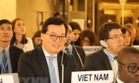 Việt Nam ủng hộ tăng cường hợp tác kinh tế Pháp ngữ