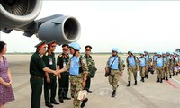 Lực lượng gìn giữ hòa bình Việt Nam xuất quân đợt hai làm nhiệm vụ tại Nam Sudan