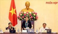 Phiên họp 28 Ủy ban Thường vụ Quốc hội thảo luận nhiều nội dung quan trọng