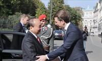 Hội đàm cấp cao Việt Nam - Áo