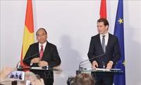 Đưa quan hệ Việt Nam - Áo phát triển sâu rộng và thực chất hơn nữa