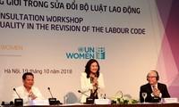 Đảm bảo thúc đẩy bình đẳng giới trong Bộ Luật lao động (sửa đổi)