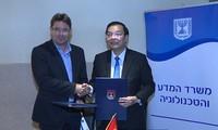 Nhiều hoạt động kỷ niệm 25 năm thiết lập quan hệ ngoại giao Việt Nam-Israel