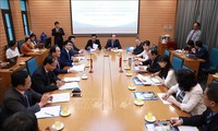 Hà Nội và Thượng Hải( Trung Quốc) chia sẻ kinh nghiệm hoạt động của Hội đồng Nhân dân