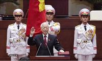 Ý kiến nhân dân về việc Tổng Bí thư được Quốc hội bầu giữ chức Chủ tịch nước