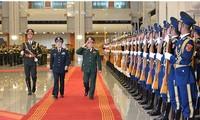 Thúc đẩy hợp tác quốc phòng Việt Nam – Trung Quốc đi vào chiều sâu, phát triển bền vững