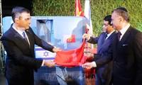 """Kỷ niệm 25 năm quan hệ ngoại giao Việt Nam-Israel: Triển lãm """"Israel trong lòng Hà Nội"""""""
