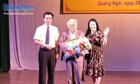 Trao giải Liên hoan nghệ thuật sân khấu chuyên nghiệp tuồng, bài chòi và dân ca kịch toàn quốc