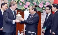 """Việt Nam đề nghị EU gỡ bỏ """"thẻ vàng"""" đối với xuất khẩu thủy sản"""