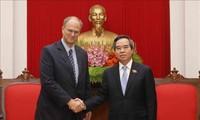 Đức coi trọng quan hệ hữu nghị truyền thống và hợp tác nhiều mặt với Việt Nam