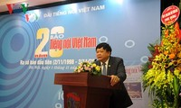 Kỷ niệm 20 năm báo Tiếng nói Việt Nam ra số đầu tiên