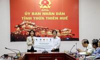 Thừa Thiên Huế tiếp nhận 107 ngôi nhà an toàn chống bão lũ cho các hộ nghèo