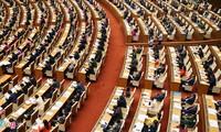 Quốc hội thảo luận dự án Luật Công an nhân dân (sửa đổi)