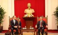 Thúc đẩy trao đổi kinh tế, thương mại Việt Nam – Hoa Kỳ